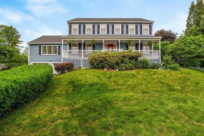 Holliston Single Family Home For Sale: 104 Juniper Rd