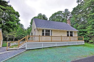 Norwell MA Single Family Home For Sale: $679,900