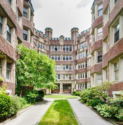 Cambridge Condo/Townhouse For Sale: 10 Dana St #409