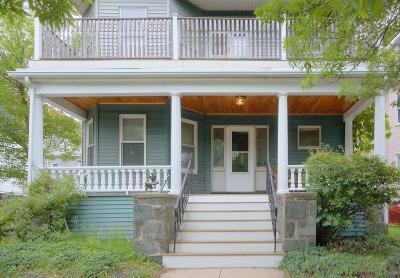 Somerville Multi Family Home For Sale: 50 Benton Rd