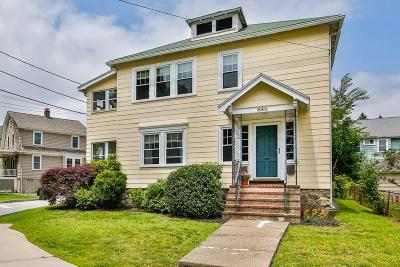 Arlington Condo/Townhouse For Sale: 341 Summer St #2