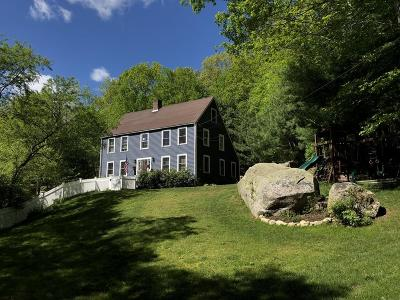 Northbridge Single Family Home For Sale: 451 Carpenter Rd