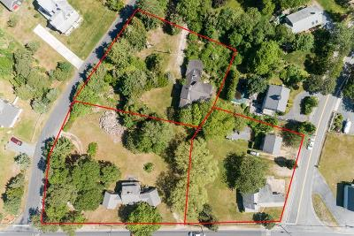 Dennis Single Family Home For Sale: 70, 64 &14 Lower County And Pine Rd