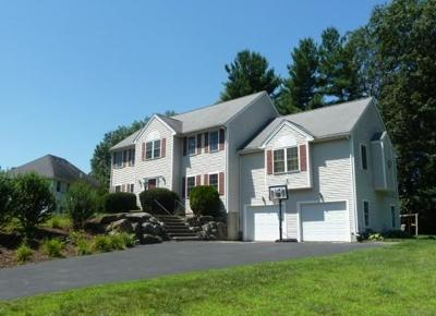 Tewksbury Single Family Home For Sale: 40 Fieldstone Circle