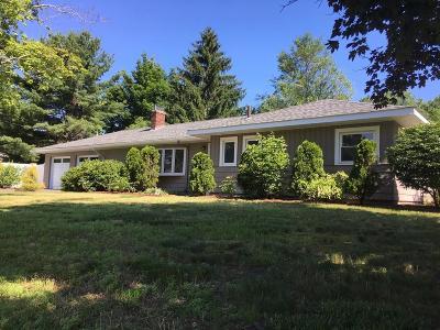 Natick Single Family Home For Sale: 14 Hemlock Dr