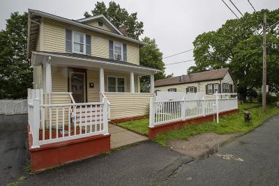 Brockton Single Family Home For Sale: 133 Packard Way