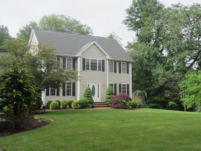 Foxboro Single Family Home Contingent: 186 Beach St