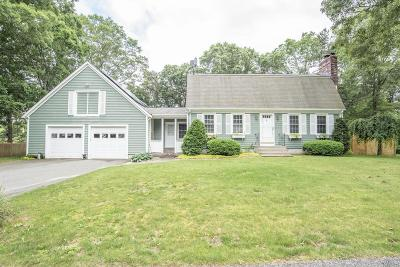 Attleboro Single Family Home For Sale: 12 Sagewood Cir