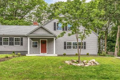 Rockport Single Family Home For Sale: 11 Seagull Street #B