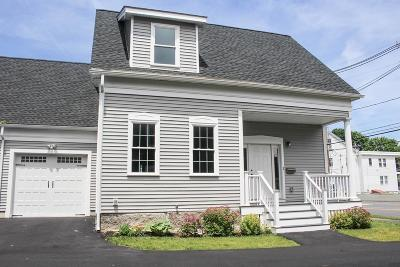 Danvers Condo/Townhouse For Sale: 5 Water St #1