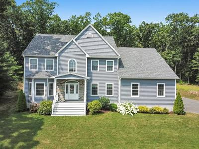 Wilbraham Single Family Home For Sale: 9 Drumlin Cir