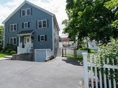 Winchester Single Family Home Under Agreement: 2 Bates Road #2