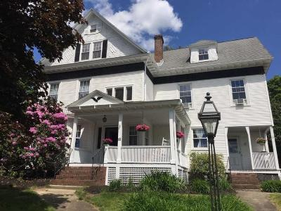 Upton Multi Family Home For Sale: 16 Maple Ave.