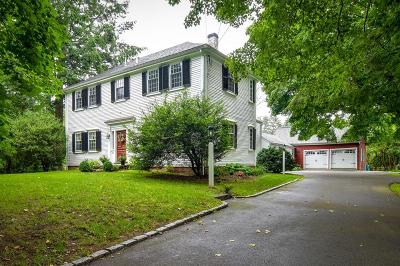 Sherborn Single Family Home For Sale: 46 N Main St