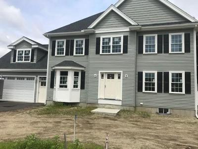 Woburn Single Family Home For Sale: 1 Baker Way