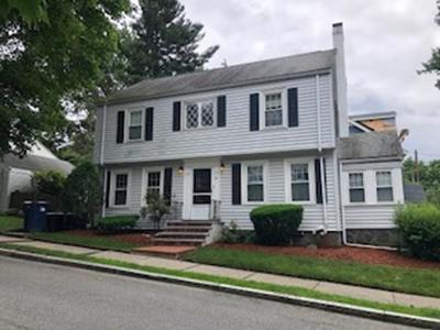 Boston Single Family Home New: 16 Lyall Street