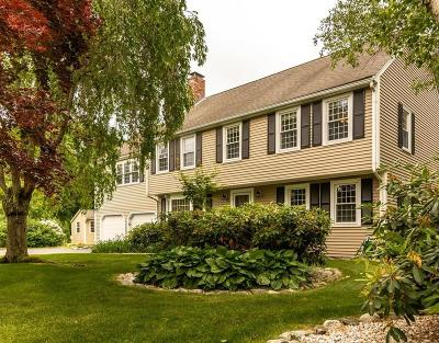 Westborough Single Family Home For Sale: 8 Brook Way