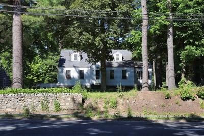 Methuen, Lowell, Haverhill Single Family Home New: 419 Broadway
