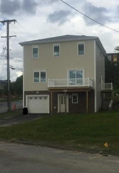 Fall River Single Family Home For Sale: 296 Draper Street