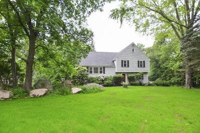 Hingham Single Family Home For Sale: 2 Tudor Place