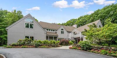 Framingham Single Family Home Under Agreement: 23 Lantern Road