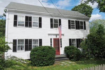 Winchester Single Family Home For Sale: 195 Cambridge St