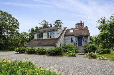 Sandwich Single Family Home For Sale: 376 Route 6a #16