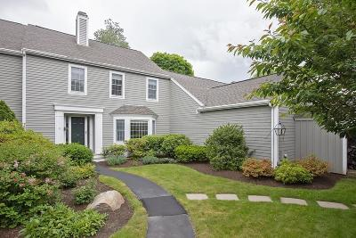Hingham Single Family Home New: 22 Floret Circle #22