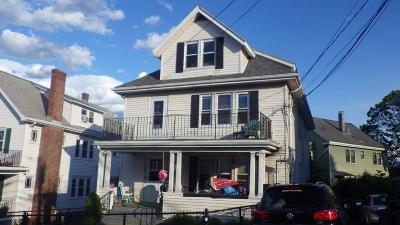 Watertown Multi Family Home For Sale: 91 Boylston Street