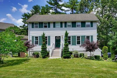 Marlborough Single Family Home Under Agreement: 312 Dicenzo Blvd #312