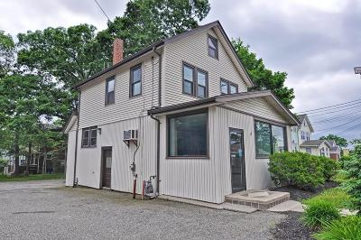 MA-Norfolk County Commercial For Sale: 1115 N Main