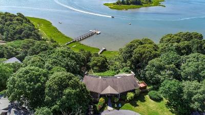 Eastham Multi Family Home For Sale: 35 Cedar Ln