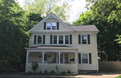 Wellesley Single Family Home Price Changed: 275 Walnut St #2