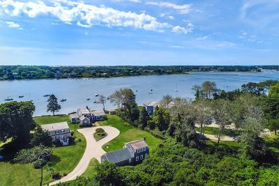 Chatham Single Family Home New: 98, 100, 100 A Oyster Pond Furlong