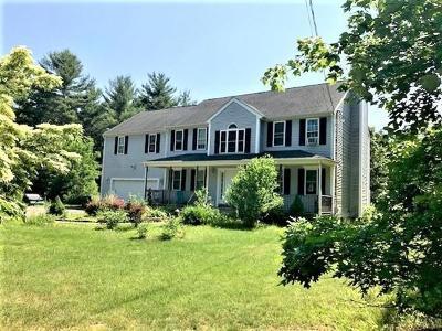 Middleboro Single Family Home For Sale: 48 Pine Street
