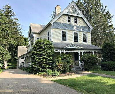 Ware Single Family Home For Sale: 121 Church St
