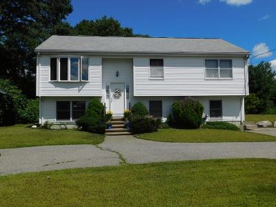 North Reading Single Family Home For Sale: 165 Chestnut St