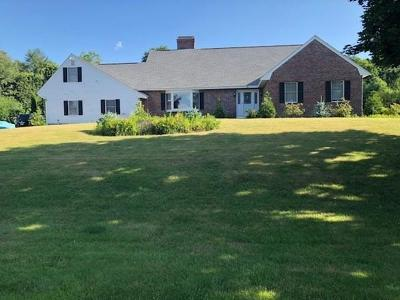 North Andover Single Family Home For Sale: 61 Fox Hill Rd
