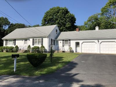 Seekonk Single Family Home New: 148 Pleasant