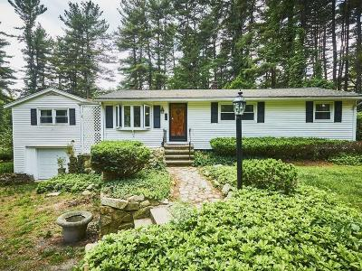 Holliston Single Family Home For Sale: 478 Prentice St
