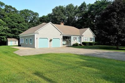 North Attleboro Single Family Home For Sale: 194 Mount Hope St