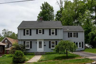 Worcester Single Family Home New: 17 Neptune Road