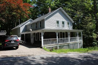MA-Worcester County Single Family Home New: 99 Mechanic Street