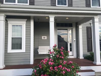 Wrentham Single Family Home For Sale: 95 Warren Dr