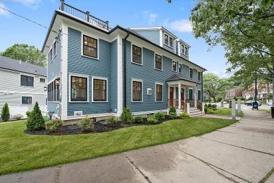 Watertown Condo/Townhouse For Sale: 307 Mt Auburn Street #307