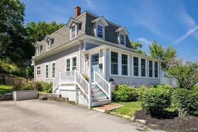 Cohasset Single Family Home For Sale: 802 Jerusalem Rd