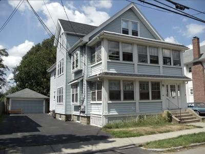 Arlington Rental For Rent: 48 Cleveland Street #2