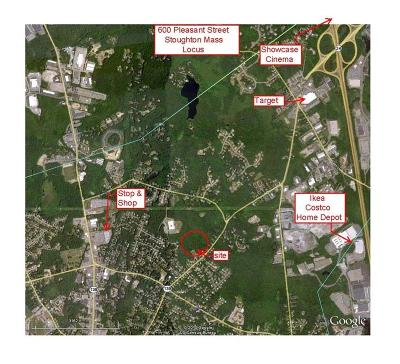 MA-Norfolk County Commercial For Sale: 600 -602 Pleasant St