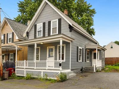 Lowell Single Family Home Contingent: 12 Robert Pl