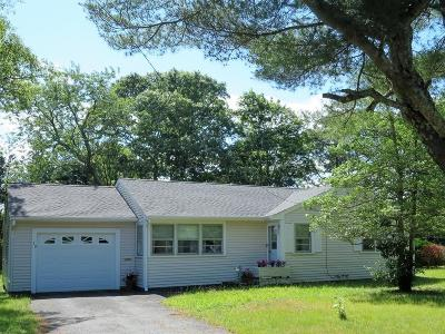 Barnstable Single Family Home For Sale: 19 Bacon Rd